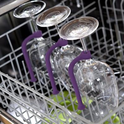 Spülmaschinen Langstielglashalter