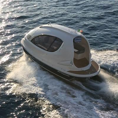 Mini Yacht Capsule