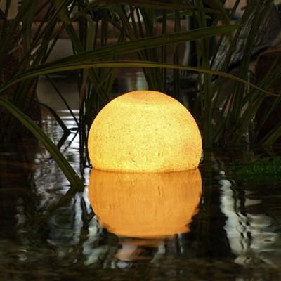 Schwimmende LED Leuchtkugel