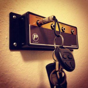 Amp Schlüsselhalterung und Jack Schlüsselbänder