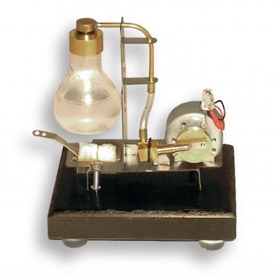 Mini Dampfmaschine Wärmekraftwerk