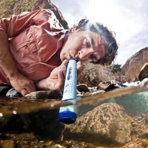 Lifestraw Wasserfilter – Überall Trinkwasser