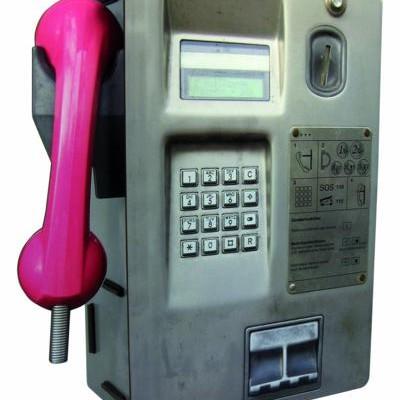 Telefonzellen Schrank