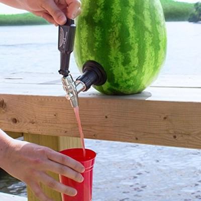 Melonen Zapfhahn