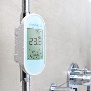 Digitaler Wasser- und Energiesparer