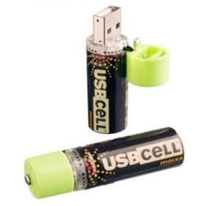 USB aufladbare Akkus