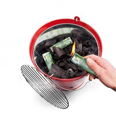 Geld Grillanzünder