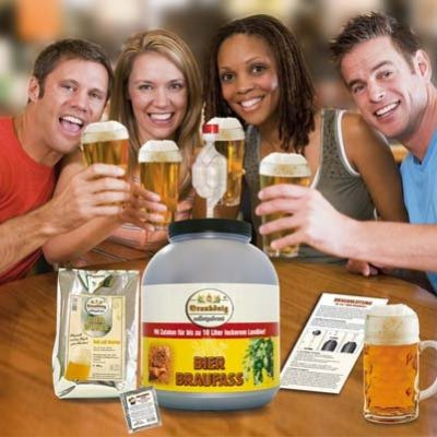 Bier Brau Set