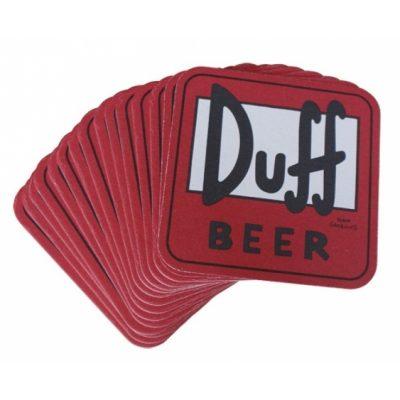 Simpsons Duff Beer Bierdeckel