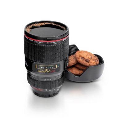 Kamera Kaffeebecher