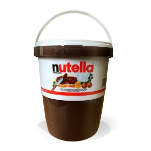 3kg Nutella Eimer