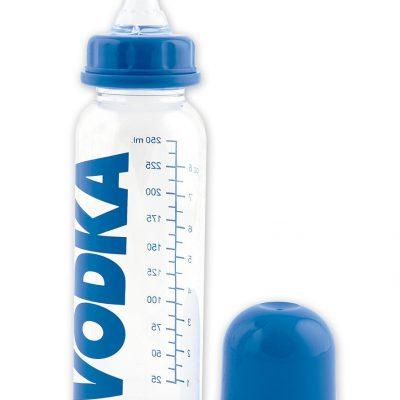 Vodka Babyflasche