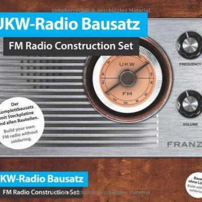 DIY Radio Bausatz