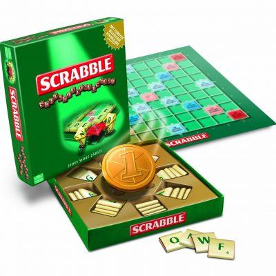 Schokoladen Scrabble