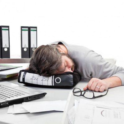 Büro Schlafkissen
