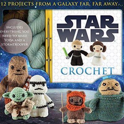 Star Wars Häkel Buch